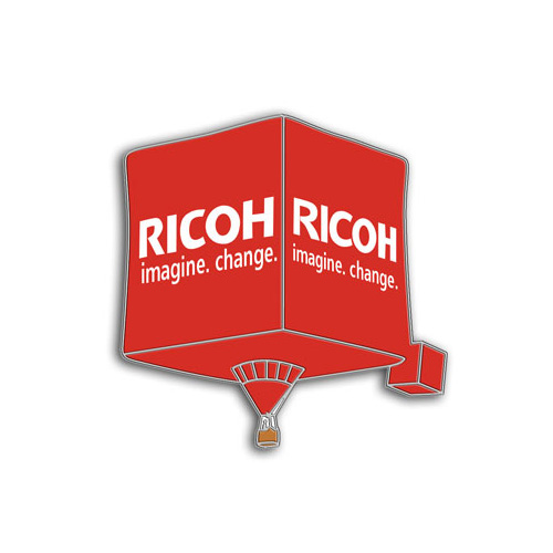 Ricoh's Imagine Change Special Shape Cube