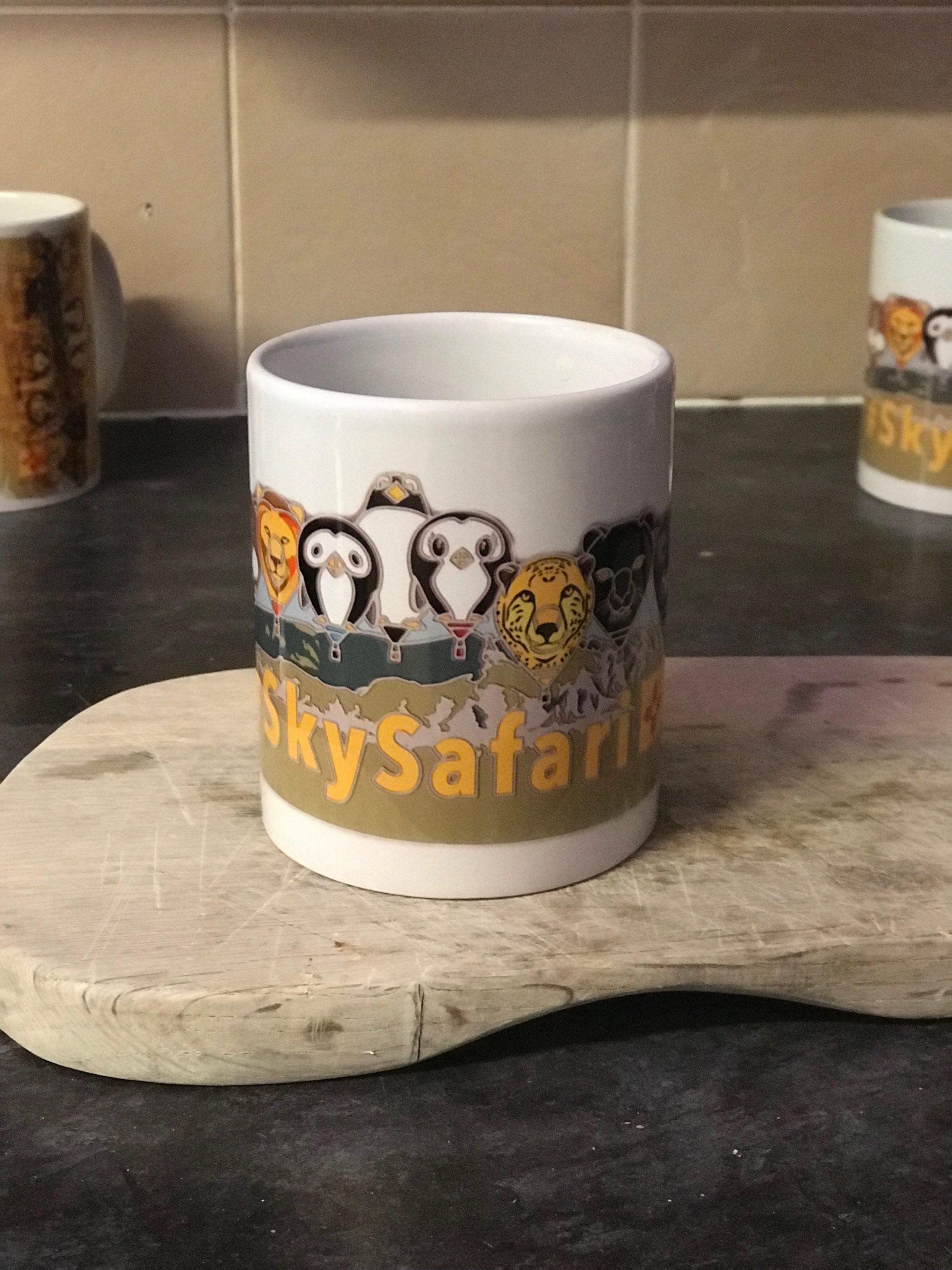 Albuquerque 2019 SkySafari® Official Mug