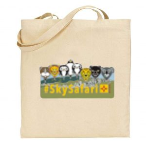 Albuquerque 2019 SkySafari® Natural Tote Bag